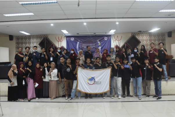 Foto bersama peserta Kongres VI Aspem Sumbar Tahun 2021.